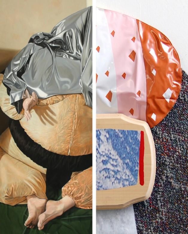 Jens Heller & Megan Stroech: Complex Relationships
